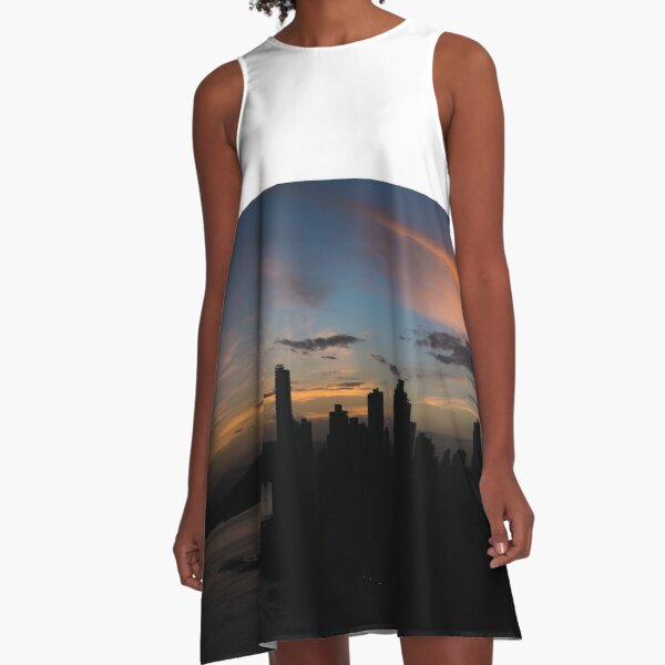 Panama - The New City A-Line Dress