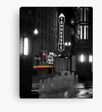 The Tennessee Theater-Knoxville, TN Canvas Print