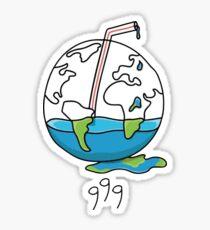 JUICEWRLD ( WORLD ) Sticker