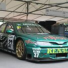 Renault Laguna BTCC by Tom Gregory
