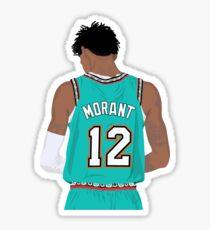 Ja Morant 12 Sticker