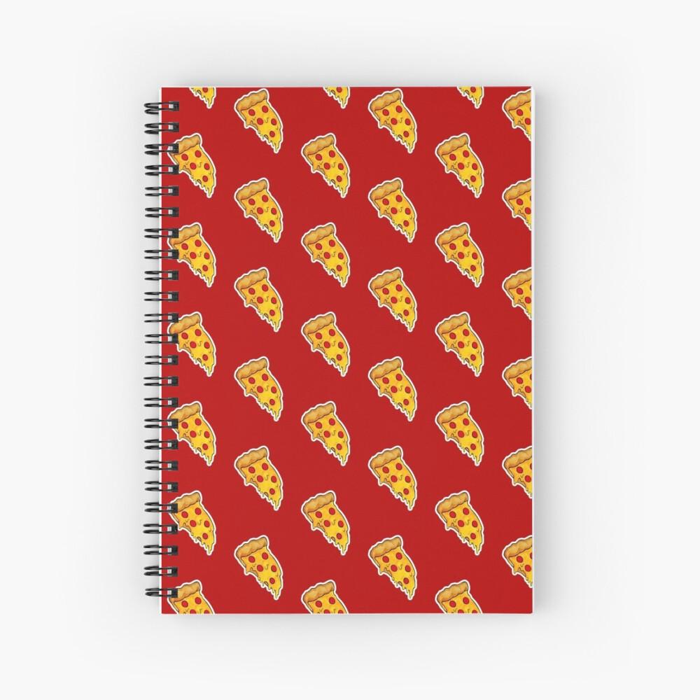 Pizza Party Spiralblock