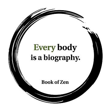 Body, Health & Fitness Quote by bookofzen