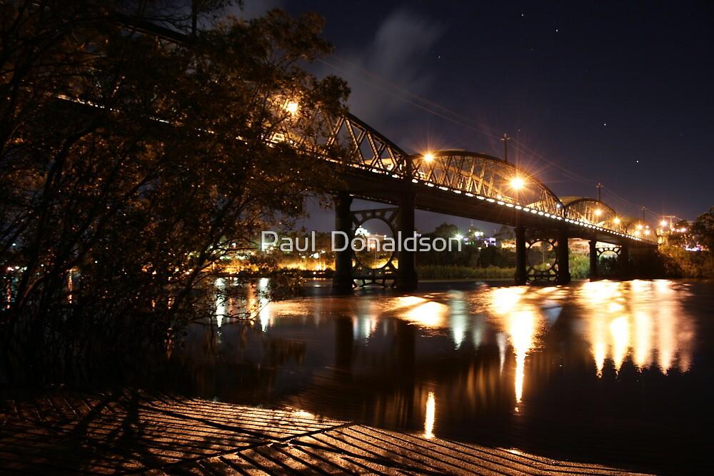 Burnett Bridge - Bundaberg by Paul  Donaldson