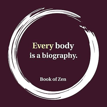 Health, Fitness & Body Quote by bookofzen