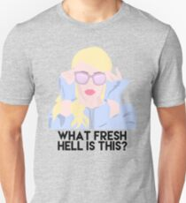 Fresh Hell Unisex T-Shirt