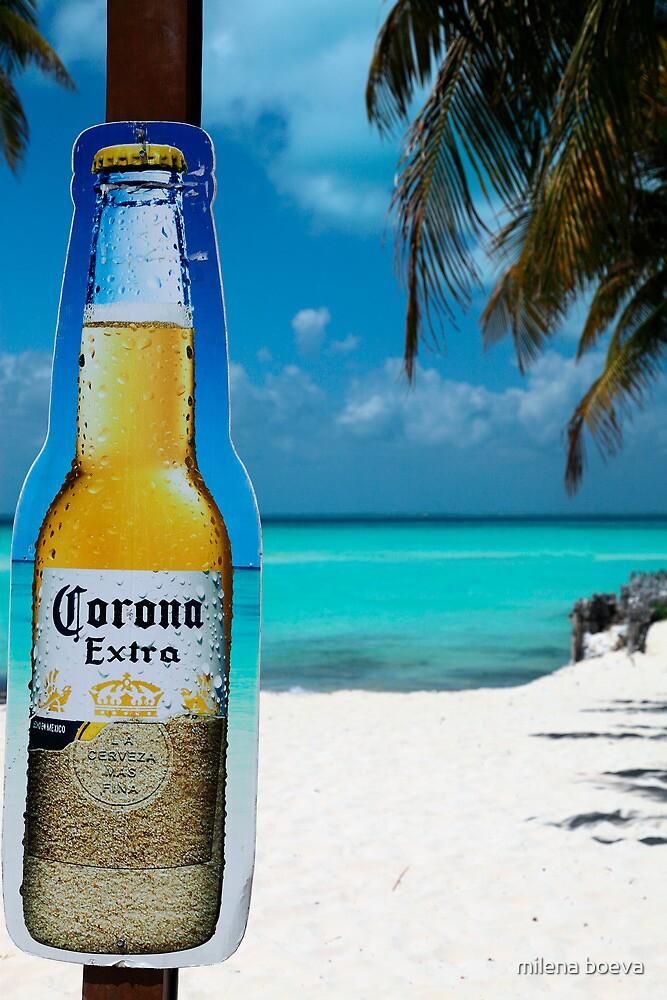 mexico beach by milena boeva