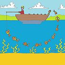 Fish Games 2 by Kerina Strevens