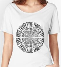 The Universe  Women's Relaxed Fit T-Shirt