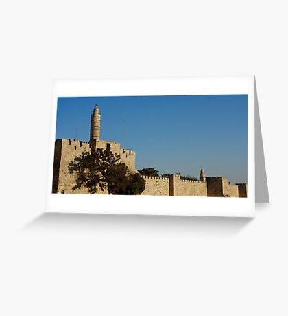 Two In Spire Greeting Card