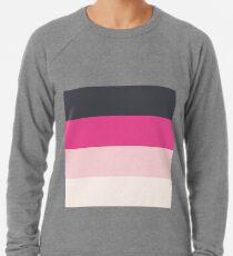 Undisturbed Motivation Color Palette Lightweight Sweatshirt