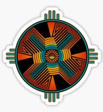 Desert Winds Sticker