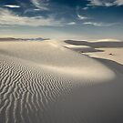 White Sands NM by Ted Lansing