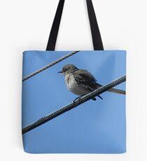 Mockingbird Fledgling Tote Bag