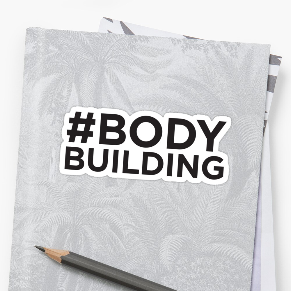 #Bodybuilding by TheCurlRack