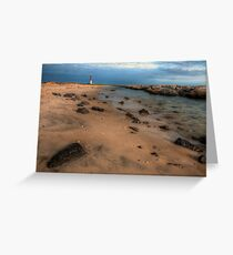 Barnegat Lighthouse State Park Greeting Card