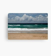 peregian beach Canvas Print