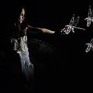 Lilli and dragonflys by mirekkrejci