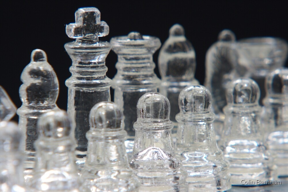 Chess King by Colin Bentham