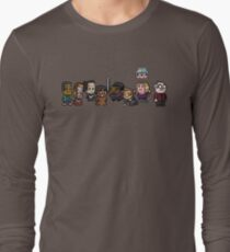 8-Bit Community Long Sleeve T-Shirt