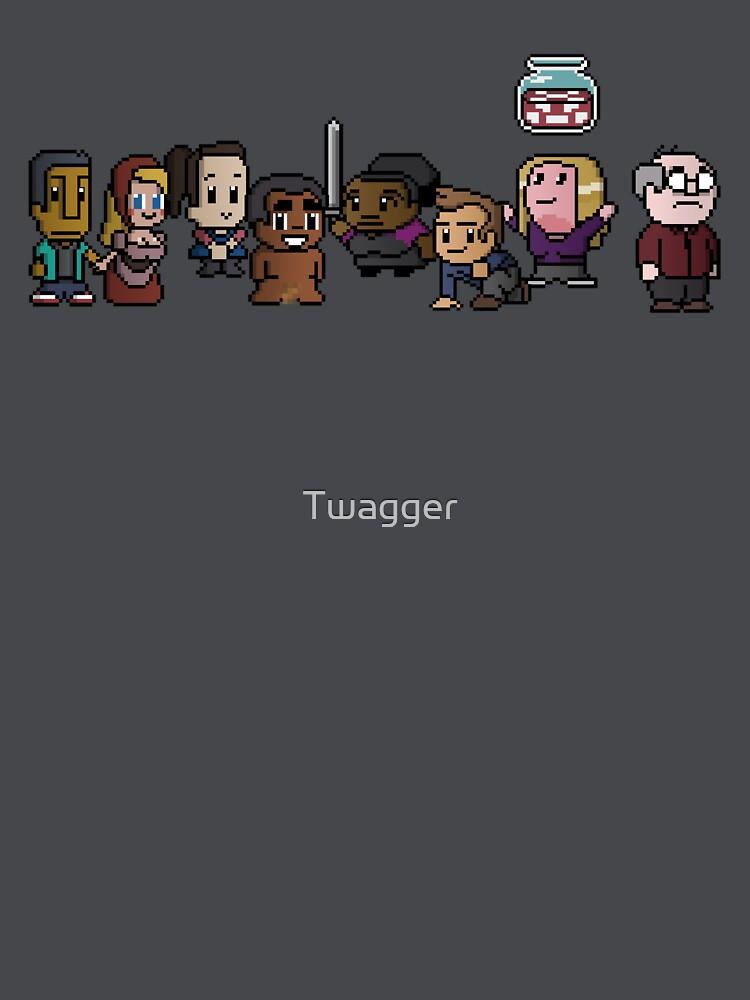 8-Bit Community by Twagger