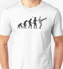 Evolution of Bean Unisex T-Shirt