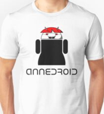 ANNEDROID T-Shirt