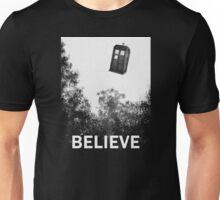 Believe - Police Box Unisex T-Shirt
