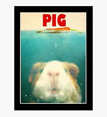 Little Sea Pig Photographic Print