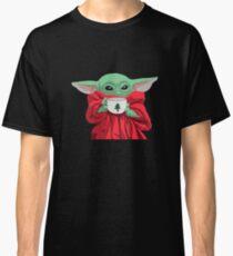 Christmas baby yoda Classic T-Shirt