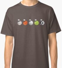 Star Wars BB-8 Balls Classic T-Shirt