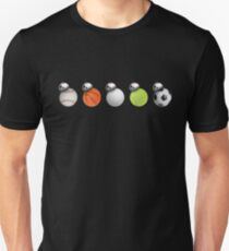Star Wars BB-8 Balls Unisex T-Shirt