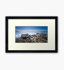 Blanket Bay Blues Framed Print