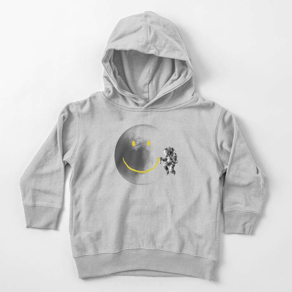 Make a Smile Toddler Pullover Hoodie