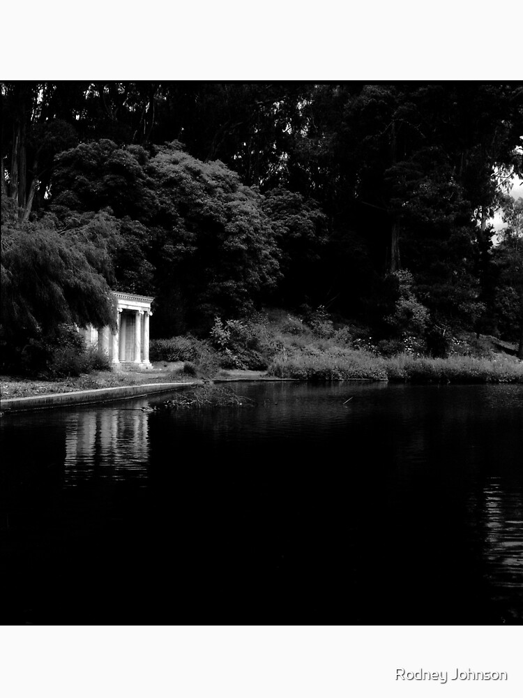 Portals of the Past, Golden Gate Park  by rodneyj46