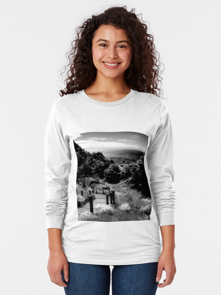 Alternate view of Land's End - San Francisco  Long Sleeve T-Shirt
