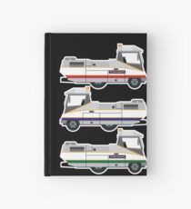 Tram Gear Hardcover Journal