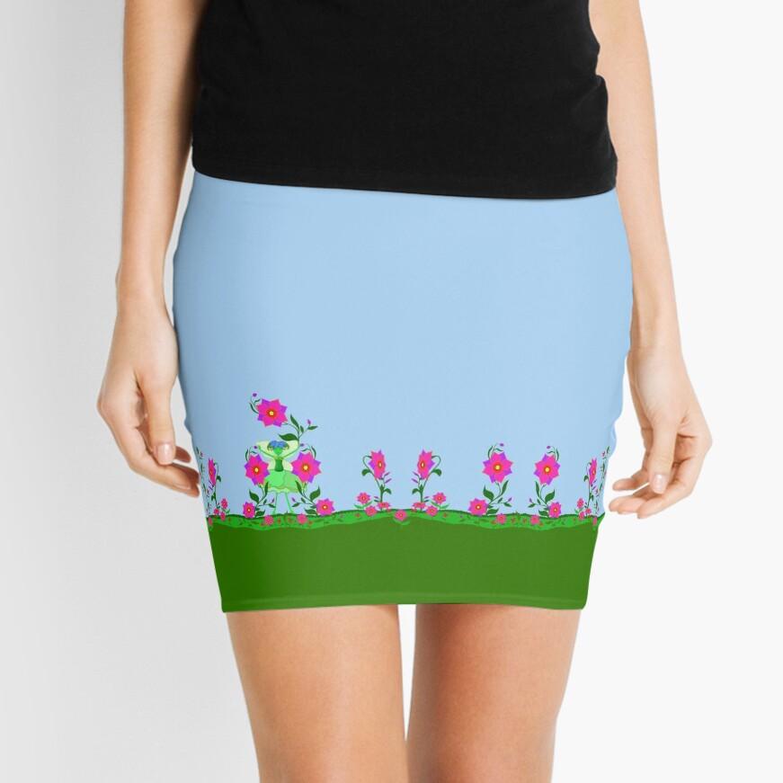 FAY Mini Pencil Skirt Mini Skirt
