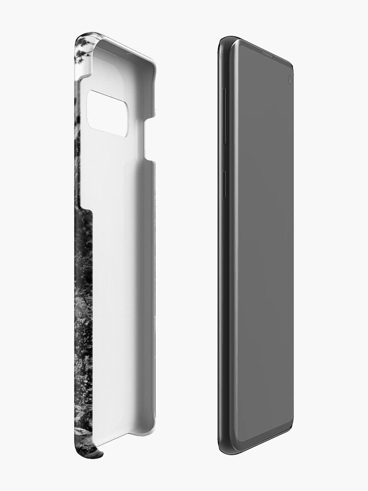 Alternate view of Near Hetch-Hetchy in Yosemite N.P. Case & Skin for Samsung Galaxy