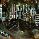Floating in the Universe by Cornelia Mladenova