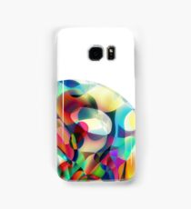 Psychedelic Circle Samsung Galaxy Case/Skin