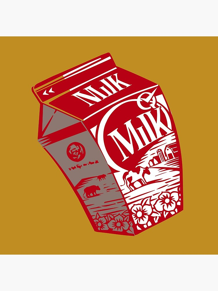 Quality Checked Milk Carton by a-roderick