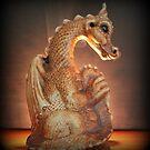 Smoking Dragon by Cathie Trimble