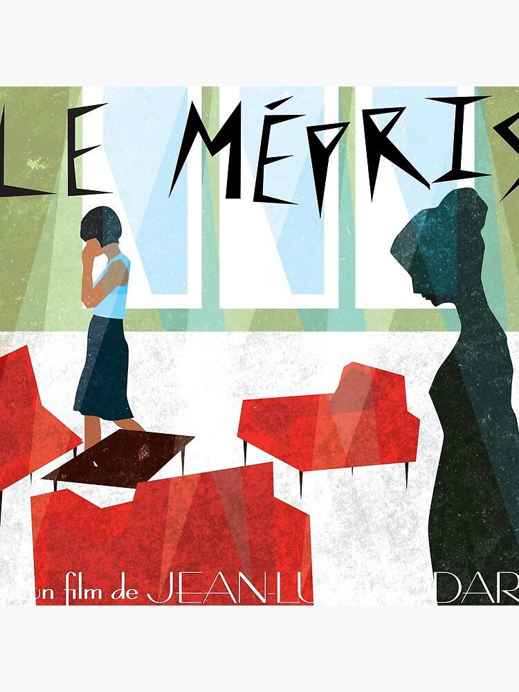 Le Mepris by AJW3-Art