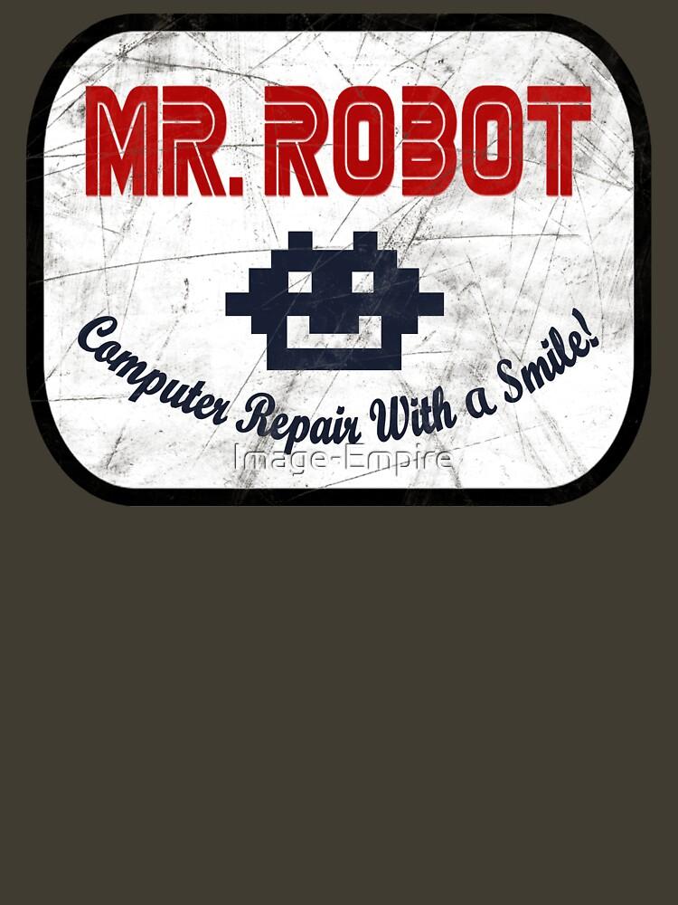 Mr Robot - Reparación de computadoras con una sonrisa de Image-Empire