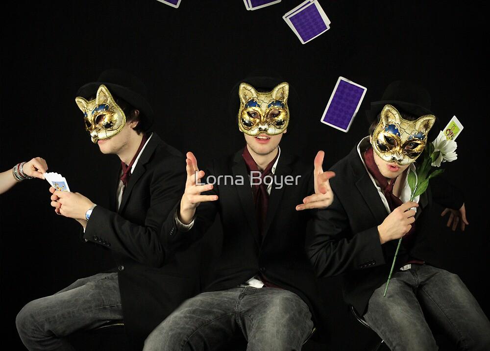 Magician #5 by Lorna Boyer