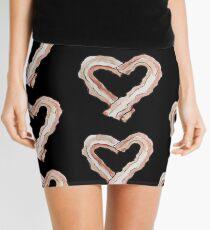 Bacon Heart Mini Skirt