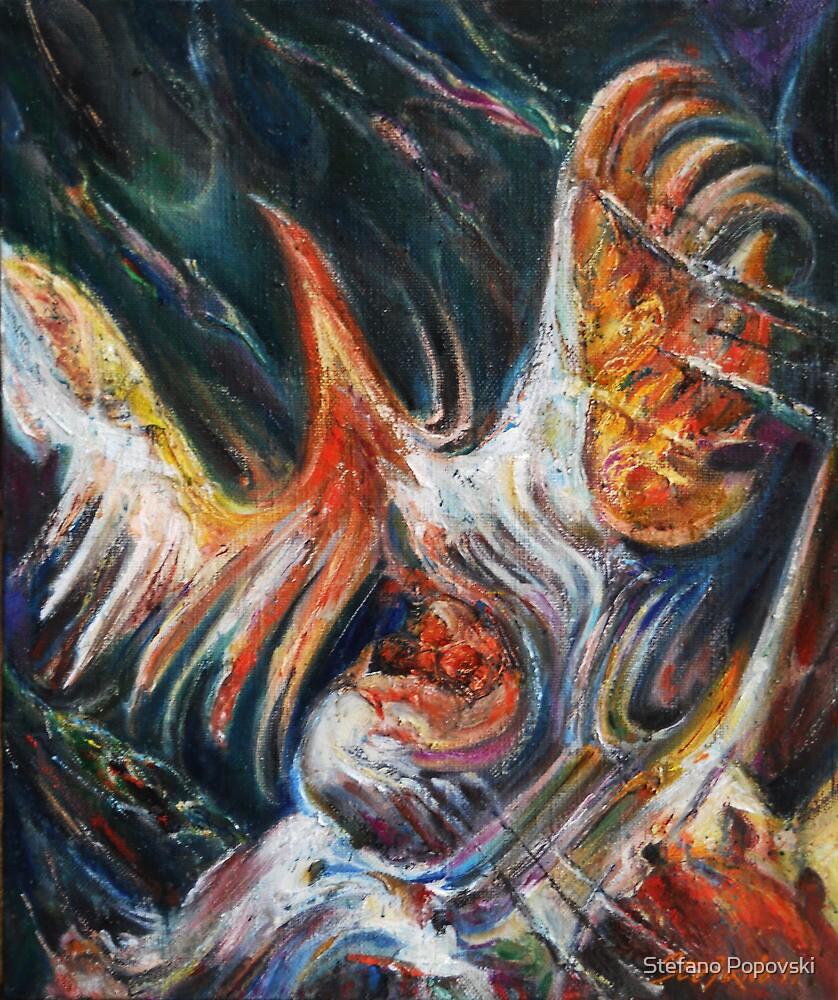 Fire Bird by Stefano Popovski