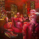 Blood Pool by Richard Jackson