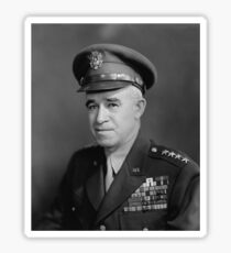 General Omar Bradley Sticker
